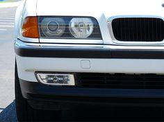 1997 BMW 740i E38
