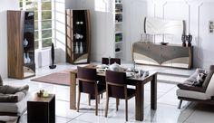 Luna Yemek Odası Detaylı bilgi http://bit.ly/1Rfs1OH