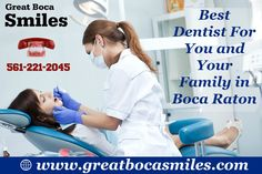 Are you facing teeth ache problems? Don't worry Our Great Boca Smiles dentist offers the best treatments for your dental problems. For more information, contact us: 561-221-2045.    http://getfreecharcoaltoothpaste.tumblr.com