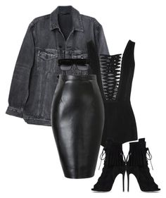 Www.spoiledstyles.com by mullaqueen on Polyvore featuring polyvore, fashion, style, Y/Project, Givenchy, Giuseppe Zanotti and clothing