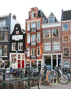 La magia di Amsterdam