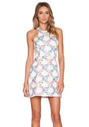 Whitney Eve Crab Claw Dress in Bungalow | REVOLVE