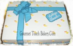 Google Image Result for http://gourmettouchbakery.com/gallery/albums/occasions/Duck_Baby_Shower_Cake_For_Ashley.sized.jpg