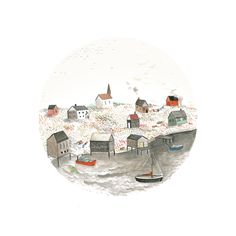 Harbour Home by Sarah Burwash