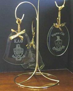 Greek Christmas Ornaments - Glass | SomethingGreek.com