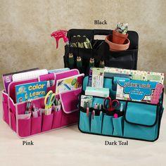 Stuff Tool Box Storage Tote Multipurpose Organizer