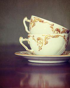 Still Life Tea Cup