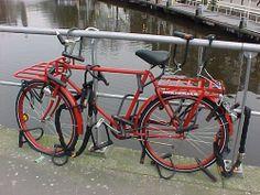 Bicicleta antirrobo