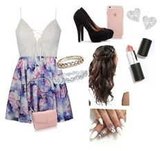 """""""Spring Is In The Air"""" by kirsten-lopez on Polyvore featuring Ally Fashion, Empreinte, Vivienne Westwood, Boohoo, Harry Winston and Sigma Beauty"""