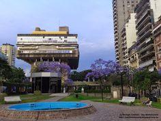 SOY BIBLIOTECARIO: Conociendo la Biblioteca Nacional Mariano Moreno