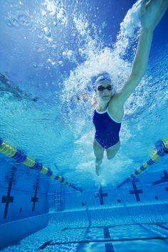 Haltbare Badehosen und Badeanzüge für Vielschwimmer