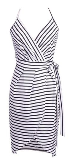 We've got a better way to show you. Only $18.99! You are sure to turn heads with this Prime of Life Stripe Slip Dress. Give this dress even more pop!