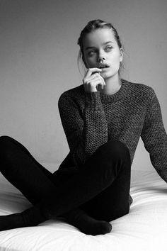 senyahearts:  Frida Aasen @ Select Models Photography by:Piczo