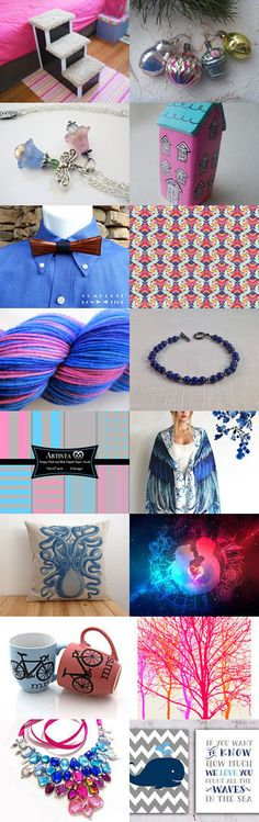 Color is the Name of the Game... by sylvia on Etsy--Pinned with TreasuryPin.com #Etsy #EtsyRMP #PayItForward