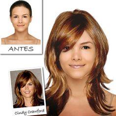 ¿Planeando nuevo estilismo de cara al otoño? Asegúrate de dar en el clavo con nuestra herramienta de cambio de look.