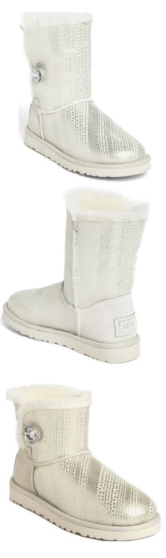 UGGS because it's COLD!