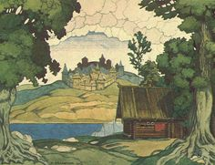 Ivan Yakovlevich Bilibin (1876–1942)