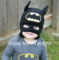 Free Crochet Character Hat Patterns | Free Crochet Baby Hats Patterns-Source Free Crochet Baby Hats Patterns ... (For Ean) - Visit to grab an amazing super hero shirt now on sale!