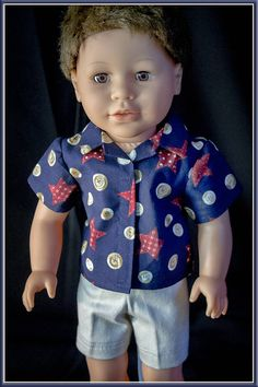 Perfect Outfit for American Boy Doll or American Girl 18