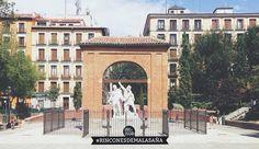 Disfrutando de un #domingo de lo más #malasañero #ganasdemalasaña #sanisidro #madrid #malasaña #madridmemata by ganasdemalasana