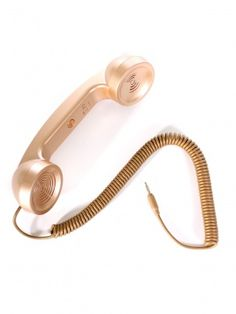 I want one so bad! (and it would match my camera) Rose Gold Retro Pop Phone