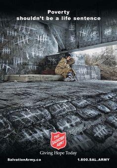 """""""Pobreza não deveria ser uma sentença para a vida toda""""  www.eCycle.com.br Sua pegada mais leve."""