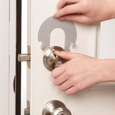 Front Door Child Locks