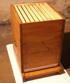 Comment j'ai construit mes ruches et ruchettes