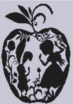 0 silhouette alice au pays des merveilles - alice in wonderland