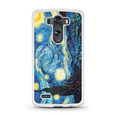 Van Gogh Harry Potter Paintings Starry Night LG G3 Case