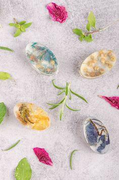 Návod ako vyrobiť vlastné mydlo s bylinkami - Šperkovo.