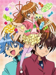 Save me! Lollipop.  Just got done watching all of the episodes. And all of the manga 4/5 stars!