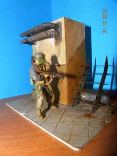 kk- dioramas: in looking for artefact - s.t.a.l.k.e.r