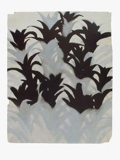 MOMENT '12-10  安井良尚  Yoshihisa Yasui <Lithography(1 stone plate) 68,3×53,0cm Izumi paper 2012>