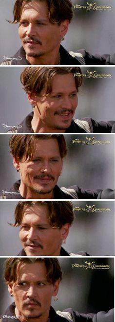 Johnny Depp / la dernière est épique