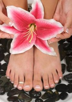 Manicure/Pedicure #AvilaLighthouseBEAUTY