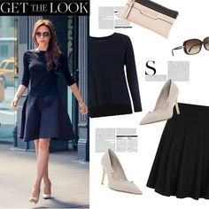 Celebrity Lookbook: Victoria Beckham