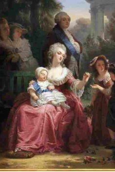 King Louis XVI & Marie Antoinette. Around this time, Marie Antoinette is…
