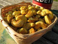 ZapHap: Knabbel je gezond - cashewnoten gekruid met kurkuma