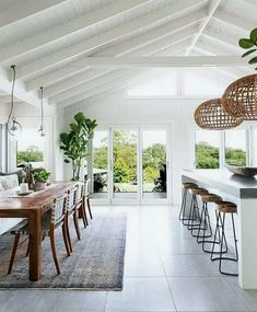 Dining Room Design Ideas For The Warmth Of Your Family - home design Decor, House Design, House, Interior, Home, Dining Room Design, House Styles, House Inspiration, House Interior