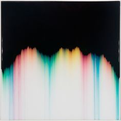 Shane McAdams: Ball Point Pen Paintings