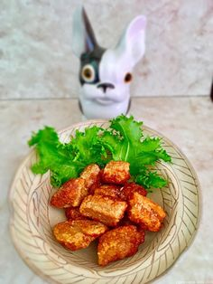 Karaage végétarien #japon #cuisine #cuisinejaponaise Veggies, Meat, Chicken, Hui, Food, Table, Inspiration, Japanese Kitchen, Cooking Recipes