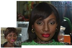 Stella's Addiction: WORK: Olamide's Makeover