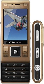 Sony Ericsson C905 Mobile Pictures Photos Images