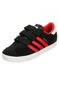 a8310e1fe014 adidas Originals - GAZELLE - Sneakers - core black red Adidas Superstar