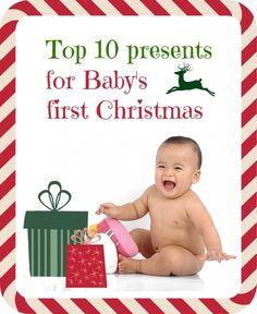 Top 10 presents for baby's first Christmas   BabyCentre Blog