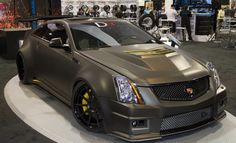 2012 CTS-V Coupe-Bad Ass