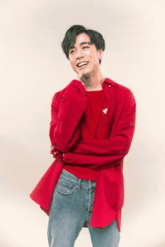 The perfect Animated GIF for your conversation. Discover and Share the best GIFs on Tenor. Jung Suk, Lee Jung, Korean Entertainment Companies, Meme Faces, My Boyfriend, Leather Jacket, Red Leather, Boy Bands, Boy Groups