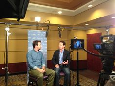 Silverback Social CEO @chrisdessi chats with Jarrod Dicker of RebelMouse at the Baltimore Digital Summit | September 30, 2014