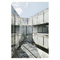 #glazedfacade #facade #marble #allianz #Switzerland #wielaerts #architect #architecture